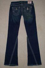True Religion Joey Big T thick stitch, twisted seam jeans 26