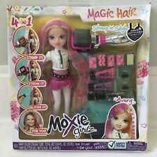 MGA Entertainment Moxie Girlz Doll AVERY ~ Magic Hair - Stamp 'n Style~ NRFB!
