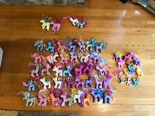 LOT OF VARIOUS MY LITTLE PONY SMALL SIZE