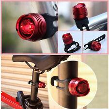 Fahrrad-Rücklicht LED Heckstrahlwasserdicht Rot Spokesicherheit Lichter