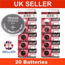 10 X CR2032 BR2032 DL2032 marca celda de moneda de litio 3 V Pilas de botón