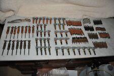 149 Pcs Wedgelock Monogram Aerospace Aircraft Related Machinist Tools Hardware