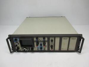Staveley SONIC-232 Ultrascope Metal Flaw Detector
