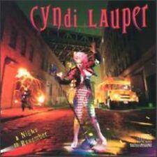Cyndi Lauper A Night To Remember Us Lp