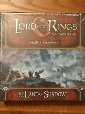 The Land of Shadow; Saga Expansion; Lord of the Rings LCG FFG