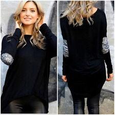 Cotton Blend Blouse Classic No Tops & Shirts for Women