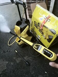KARCHER K4 Power Control Pressure Washer - 130 bar - one time used