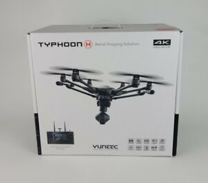 Yuneec Typhoon H Hexacopter With Gco3 4k Camera