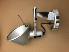 4er Pack Artemide Tolomeo Faretto Wandlampe mit Schalter