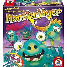 SCHMIDT 40557 - KINDERSPIELE - Monsterjäger