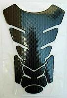 Tankpad Tankschutz Motorrad Carbon Optik Schwarz universal Suzuki Yamaha