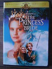 The Princess Bride (1987)(Dvd, 2001) Special Edition