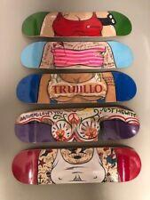 Anti Hero skateboard decks - Boobs Alert Series