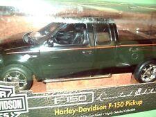 ERTL  1:18 Die Cast Car   HARLEY DAVIDSON F-150 Limited Edition IN BOX 32389