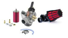 Kit carburateur 17,5 filtre poumon PEUGEOT Ludix Buxy