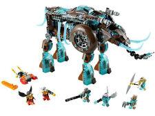 Lego Legends of Chima 70145 Maula's Ice Mammoth Stomper MISB