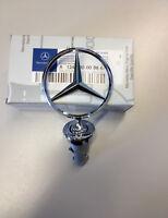 Mercedes Benz Original Stern für Motorhaube W201, W123, W124, W126 Neu OVP