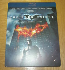 Batman - The Dark Knight Steelbook (Erstauflage,Amazon exkl.) NEUwertig,OOP&OOS