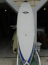 5'10 BIC FISH SURFBOARD//FINS, LEASH WAX INCLUDED!/FREE SHIPPING!