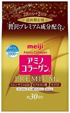 New Meiji Amino Collagen Premium 214g Refill 30days JAPAN
