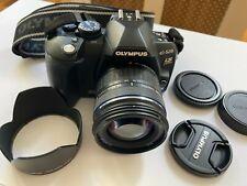 Olympus EVOLT E-520 10.0MP Digital SLR Camera - Black (Kit w/ 14-42mm Lens)