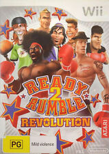 Boxing Video Games with Multiplayer