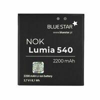 Akku Batterie für BV-L4A Nokia Lumia 540 2200 mAhLi-ion Accu von Bluestar