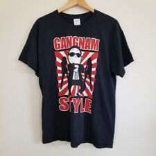 Psy Gangnam Style Graphic Shirt Size L