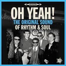 Oh Oui! ORIGINAL SOUND OF RHYTHM & SOUL NEW & SEALED LP VINYL MOD r&b Popcorn