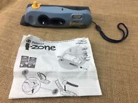 Polaroid i-Zone Instant Pocket Camera Print Mini Photo Stickers Blue