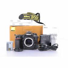 Nikon D500 Digital Camera/20.9MP SLR Digital Camera/Housing 25330 Elite