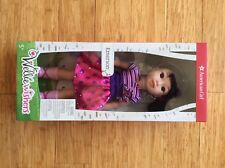 New American Girl Wellie Wishers Emerson doll NEW  IN BOX AUTHENTIC