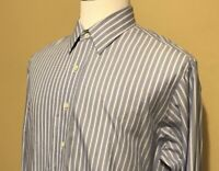 Brooks Brothers 17 - 35 Mens Button Front Shirt