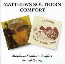 Ian Matthews, Matthe - First Album / Second Spring [New CD]