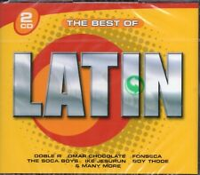 The Best Of Latin (2 x CD Box Set) New & Sealed