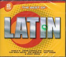 The Best Of Latin (2 x CD) Doble R/Omar Chocolate/Fonseca/Soca Boys/Ike Jesurun