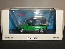 NOREV 510950 RENAULT RODEO GREEN DIECAST MODEL CAR