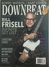 Downbeat July 2017 Bill Frisell Infinite Set List Guitar School FREE SHIPPING sb
