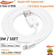 OEM for iPad iPod iPhone 7 Plus 6 Plus Lightning USB Data Cable Charger Classic
