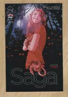 Saga #3 (Image, 2012) 2nd Printing RARE - 1st Appearance Of Izabel NM