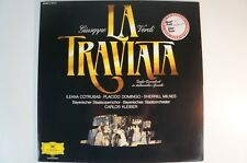Verdi La Traviata Carlos Kleiber Querschnitt DG 26263-4 LP35a
