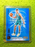 LAMELO BALL HOOPS ROOKIE CARD JERSEY #1 HORNETS SP RC 2020-21 Hoops ARRIVING NOW
