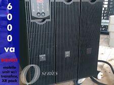 693g4seO~ APC Online Mobile UPS Cart 6000va -208/240v XR Run w/Xfrmr #Exclusive