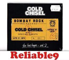 Cold Chisel - The live tapes vol 2 CD Digipak Sealed - 2014 Universal Australia