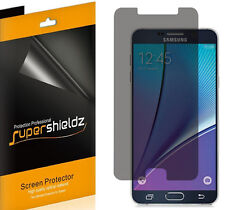 2X Supershieldz Privacy Anti-Spy LCD Screen Protector For Samsung Galaxy Note 5