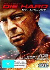 Bruce Willis Die Hard DVDs & Blu-ray Discs