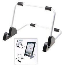 UNIVERSAL METAL DESKTOP STAND HOLDER DOCK APPLE iPAD 1 2 3 TABLET SAMSUNG PC