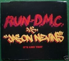 Run DMC vs Jason Nevins It's Like That CD Single