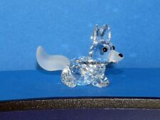 swarovski  mini running fox,  kleine vosje 7677055000