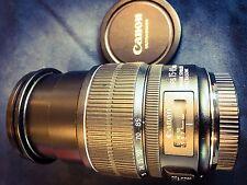 Canon EF-S IS USM 15-85mm F/3.5-5.6 EF IS USM Lens - FREE Camlink UV Filter